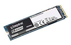Kingston Digital SA1000M8/240G A1000 240GB PCIe NVMe M.2 2280 Internal SSD High Performance Solid State Drive