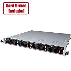 Buffalo TeraStation 5410RN Rackmount 8 TB NAS Hard Drives Included