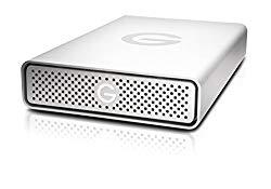 G-Technology 10TB G-DRIVE USB-C (USB 3.1 Gen 1) Desktop External Hard Drive – 0G05678