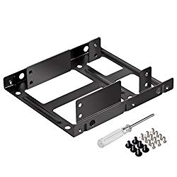 Inateck SSD Mounting Bracket 2.5 to 3.5, SSD Mounting Kit