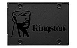Kingston A400 SSD 480GB SATA 3 2.5″ Solid State Drive SA400S37/480G – Increase Performance