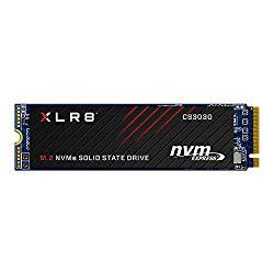 PNY XLR8 CS3030 2TB M.2 Nvme Internal Solid State Drive (SSD) – M280CS3030-2TB-RB
