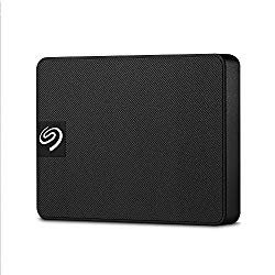 Seagate Expansion SSD 500GB Solid State Drive – USB 3.0 for PC Laptop and Mac (STJD500400)