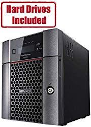 BUFFALO TeraStation 6400DN 16TB Desktop NAS Hard Drives Included + Snapshot