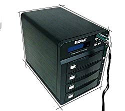 Buslink CipherShield CSE-32TB4-SU3 32TB 4 Bay RAID FIPS 140-2 256-bit AES USB 3.0/eSATA Hardware Encrypted External Desktop Hard Drive