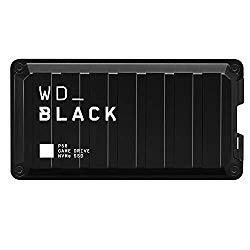 WD_Black 2TB P50 Game Drive Portable External SSD, Compatible with PS4, Xbox One, PC, Mac – WDBA3S0020BBK-Wesn